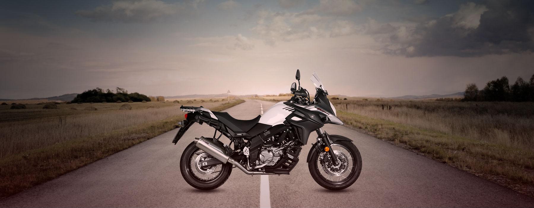 Bike exhaust, Motorcycle exhaust, Motorbike muffler - Storm
